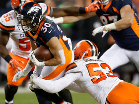 Browns defense clamps down on Broncos in opening drive