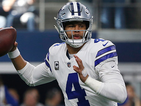 Can Dak Prescott take the Cowboys to a Super Bowl?