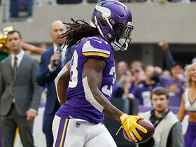 Dalvin Cook beats everybody to edge for TD