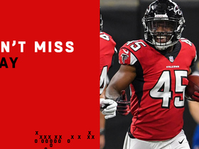 Can't-Miss Play: Deion Jones shows he's BACK on pick-six