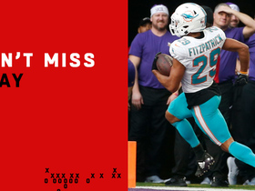 Can't-Miss Play: 'Fins do 'Skol' chant after Minkah's first pick-six