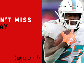 Can't-Miss Play: 'Fins rookie Ballage emerges for 75-yard TD