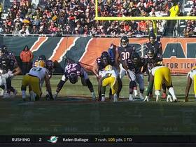 Packers halt fake punt attempt at midfield