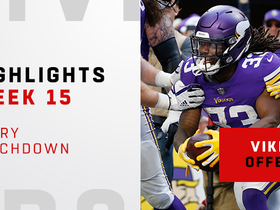 Every TD from Vikings' first 40+ point game since 2015 | Week 15