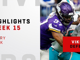 Every sack from Vikings defense | Week 15