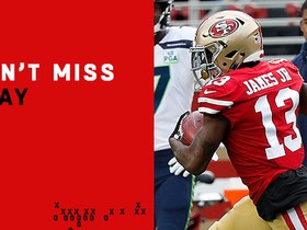 Can't-Miss Play: Richie James takes OFF for 97-yard return TD