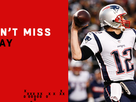 Can't-Miss Play: Brady uncorks his longest TD pass of '18 so far