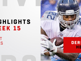 Derrick Henry's top runs from 170-yard game | Week 15