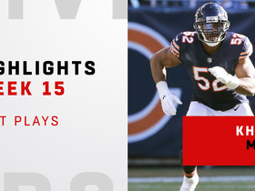 Mack's top plays from 2.5-sack day vs. Pack | Week 15