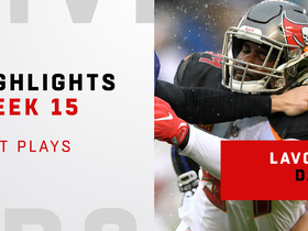 Best plays from Lavonte David's big game | Week 15
