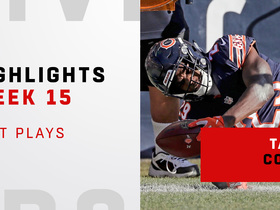 Tarik Cohen's top plays from 105-yard day vs. Pack | Week 15