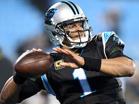 Garafolo: It looks like Cam will play as long as Panthers' playoff hopes are alive