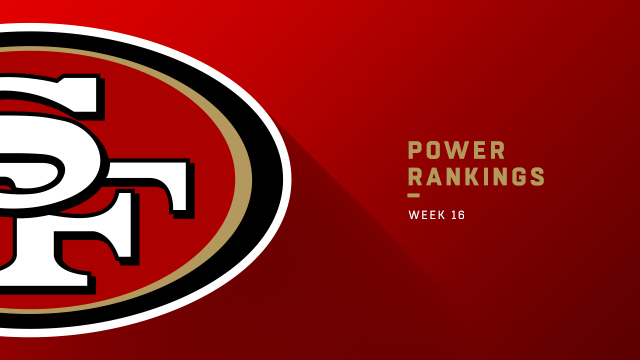 NFL Power Rankings, Week 16: Chargers closing in on No  1