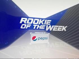 Pepsi Rookie of the Week nominees | Week 15