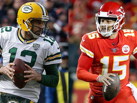 AFC and NFC Pro Bowl QBs are revealed for 2019
