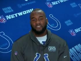 Darius Leonard on Colts' success: 'We believe in each other'