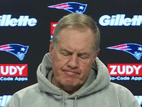 Belichick reacts to Josh Gordon's suspension