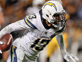 Rapoport: 'Good chance' Keenan Allen plays vs. Ravens