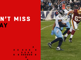 Can't-Miss Play: Titans end game with Hail Mary pick-six