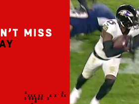 Can't-Miss Play: Ravens turn costly Gates fumble into TD