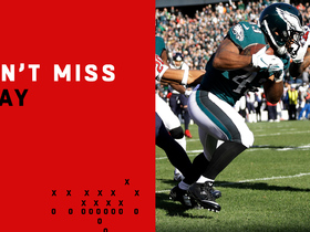 Can't-Miss Play: Sproles takes Foles' fourth-down pass for HUGE 37-yard TD