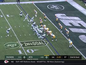 Elijah McGuire confuses Packers D for 4-yard TD