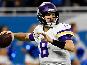 Cousins connects with wide-open Thielen for 40 yards