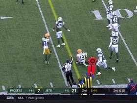 Leonard Williams gets ejected for scuffle with Bulaga