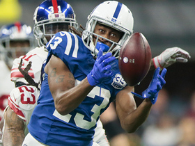 T.Y. Hilton gets behind Giants' D for 55-yard reception