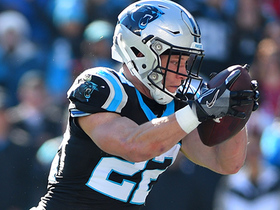 Breaking down Christian McCaffrey's record for most catches by RB in a season
