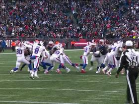Slater blocks Bills' punt to give Patriots great field position