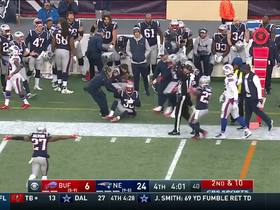 Jason McCourty makes fantastic interception along sideline