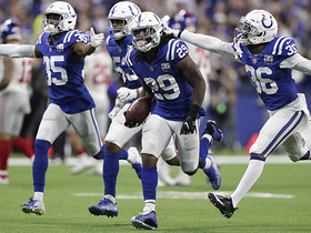 Malik Hooker picks off Eli to seal Colts' comeback win