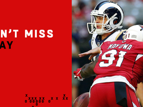 Can't-Miss Play: Benson Mayowa strips Goff to give Cardinals early momentum