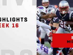 Sony Michel's best runs from 116-yard day vs. Bills | Week 16