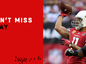 Can't-Miss Play: Larry Christmas! Fitz tosses first career TD pass