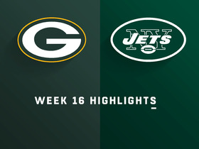 Packers vs. Jets highlights | Week 16