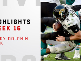 Every Dolphins sack vs. the Jaguars | Week 16