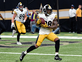 Big Ben beats Saints' blitz with TD toss to Samuels in the flat