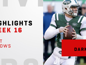 Darnold's best throws from 345-yard game | Week 16