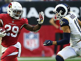 Cards catch Rams off-guard with fake punt from deep in their own territory