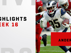 C.J. Anderson's best runs from 167-yard day | Week 16