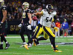 Steelers come up with critical field goal block to deny Saints points