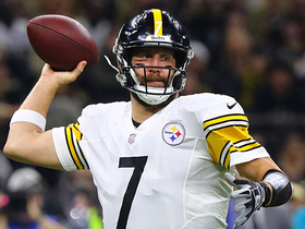 Best throws from Big Ben's 380-yard, 3 TD game | Week 16