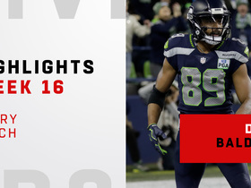 Every catch from Doug Baldwin's 126-yard night | Week 16