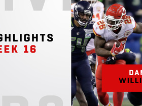 Damien Williams' best plays from 140-yard night | Week 16