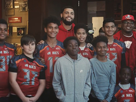 Mike Evans provides lasting Christmas memory for deserving Tampa Bay kids