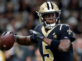 Rapoport: 'There's a real chance' Bridgewater makes first start with Saints in Week 17