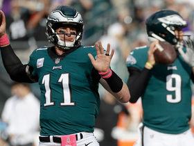 Should Eagles stick with Foles if they make the postseason? Warner weighs in