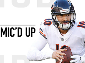 Mic'd Up: Trubisky hyped for 'Club Dub' after win over the 49ers | Week 16
